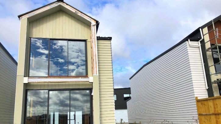 Deepak Lal's Auckland Home