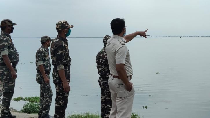 Ganga Dead Bodies