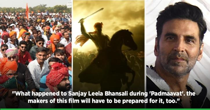 Karni Sena Demands Change Of Title Of