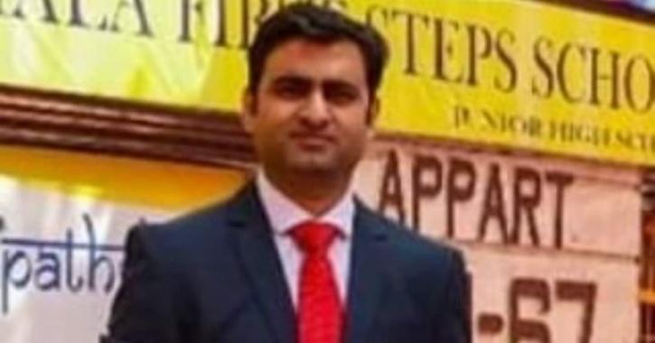 Dr Amrendra Jha