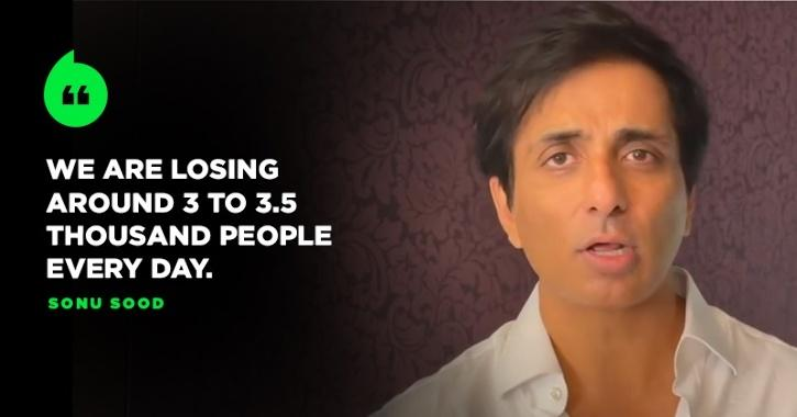 Sonu Sood Appeals To Government To Make Cremation Services All Over India Free Of Cost