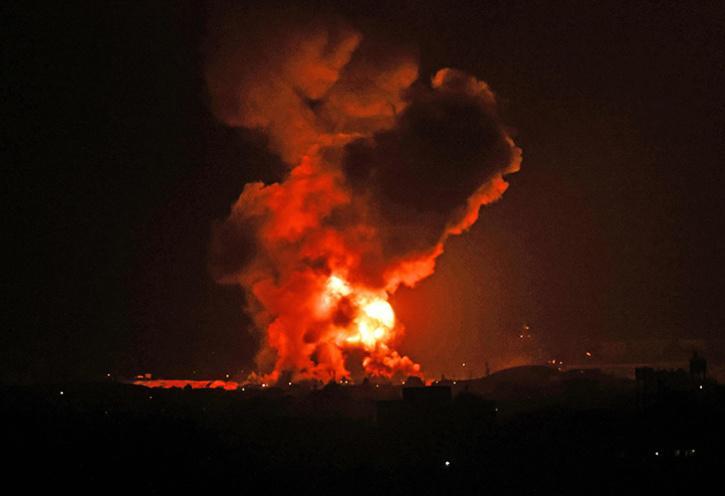 Israel Gaza conflict