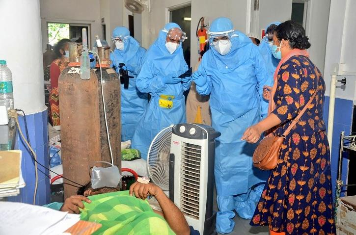 Goa Oxygen Shortage