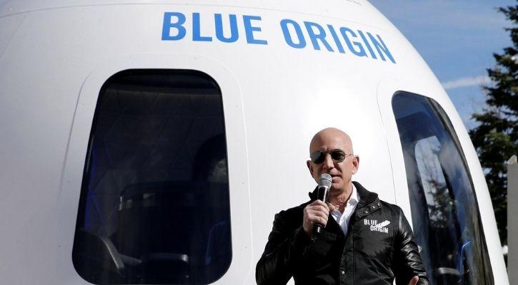 blue origin auction