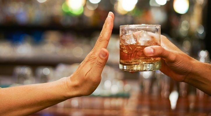 alcohol bad for brain
