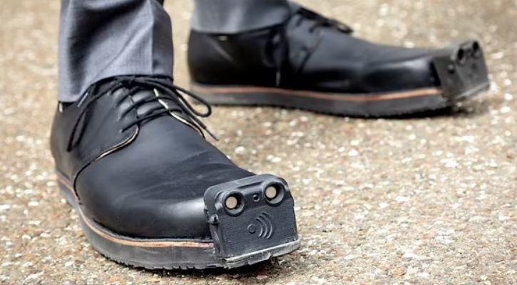 innomake intelligent shoes