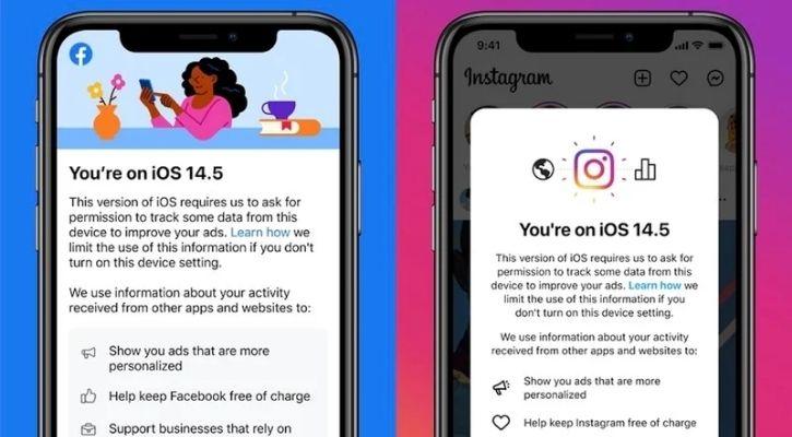 Apple ios 14.5 tracking