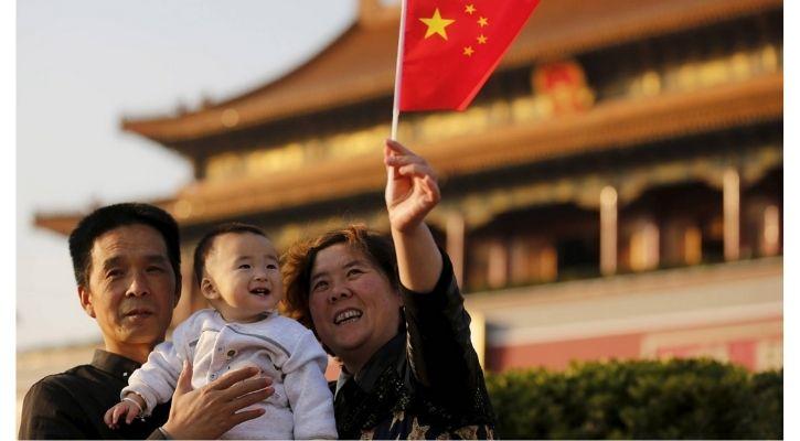 china population drop