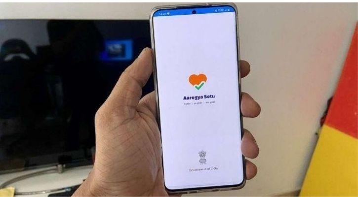 whatsapp aarogya setu data
