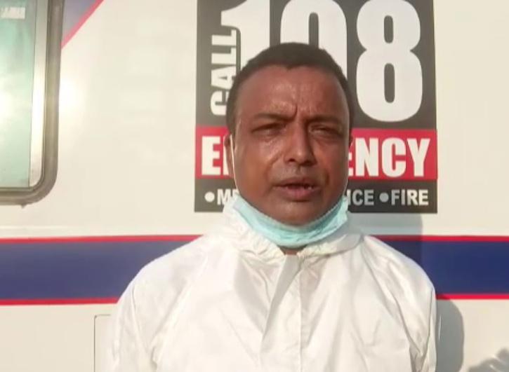 assam ambulance driver