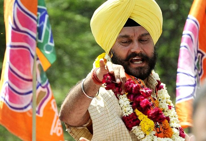 Jitender Singh Shunty