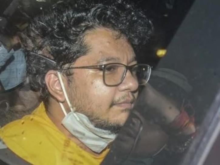 Siddharth Pathani arrested by NCB / ANI