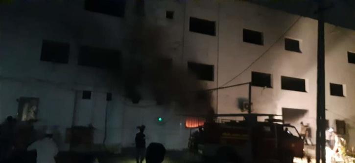 Gujarat Hospital Fire