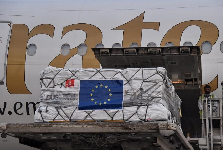 Shipment Of Ventilators, Remdesivir