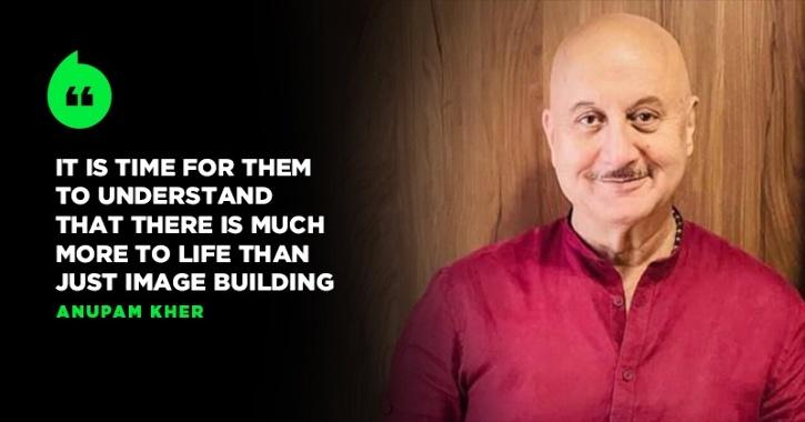 Anupam Kher Criticises Central Govt For The First Time Becomes Memes Fest On Social Media