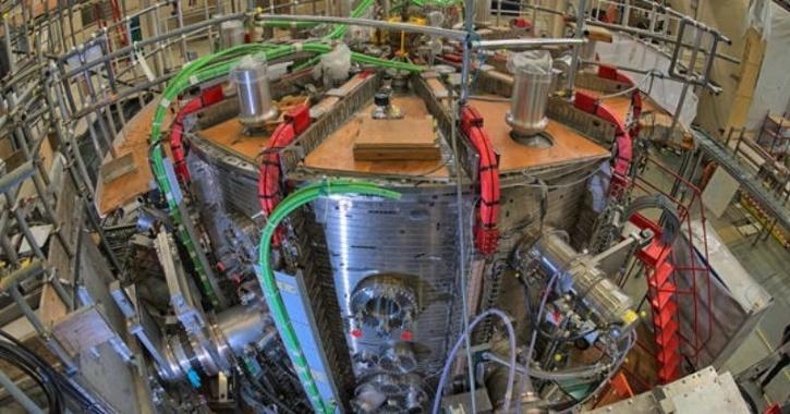 nuclear fusion tokamak