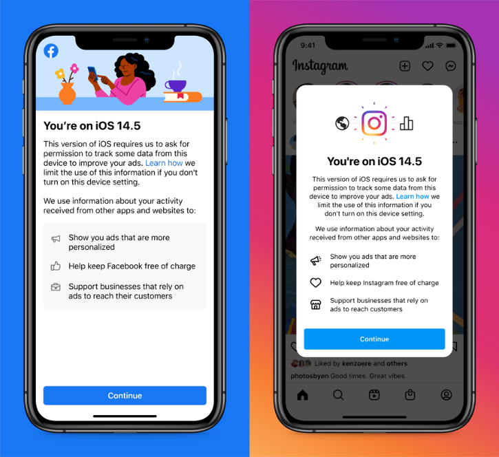 Facebook Wants iOS 14.5 Users To Enable Tracking To Keep Its Apps 'Free Of Charge'