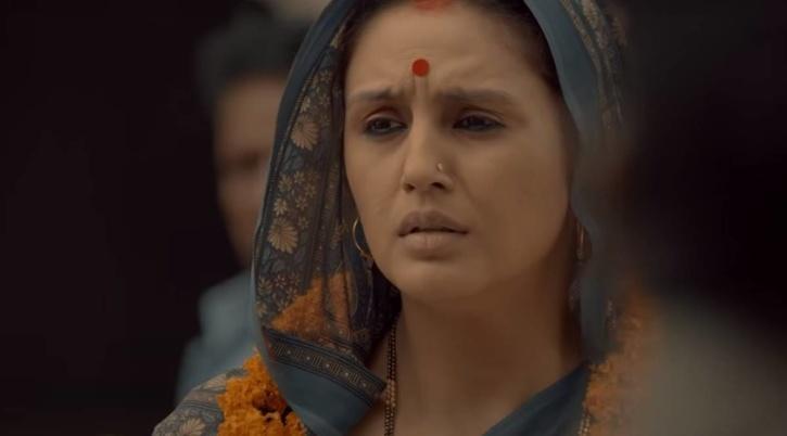 Huma Qureshi / Maharani Trailer