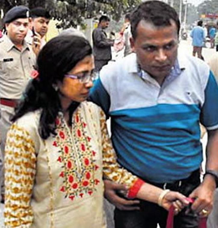 Sudeep Gupta and Seema Gupta