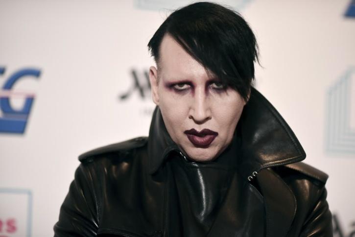 Marilyn Manson accused of rape by