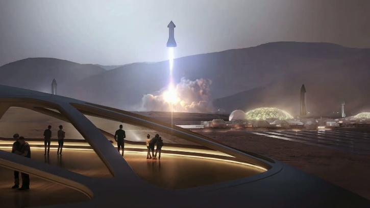 With SN15 Success, Elon Musk Has Proved Going To Mars Is No Fantasy