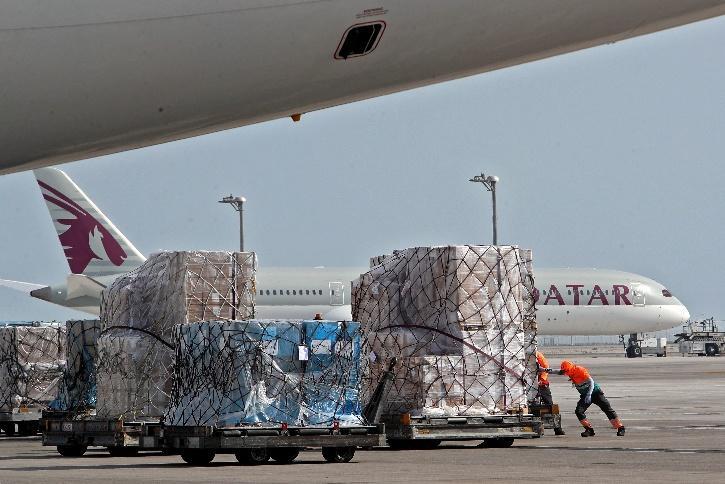 Qatar help india