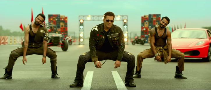 Salman Khan in Radhe / Twitter