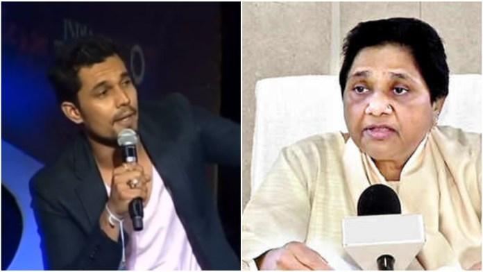 Randeep Hooda and Mayawati / Indiatimes