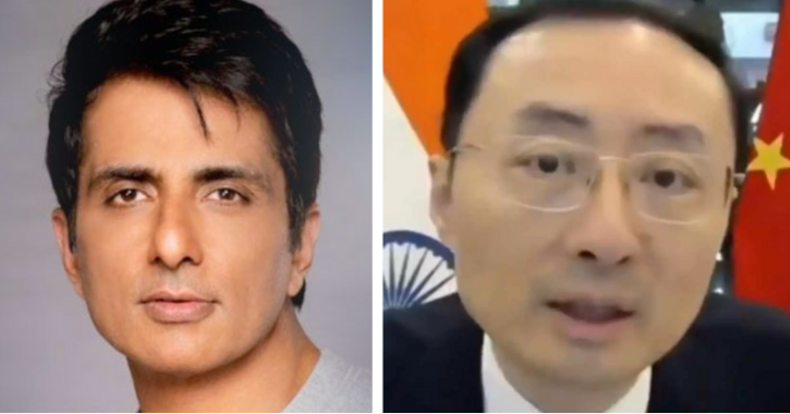 Chinese Envoy Ensures Help To India After Sonu Sood Accuses It Of Blocking Oxygen Concentrators