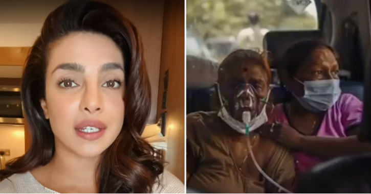 Priyanka Chopra Raises Rs 5.4 Crore With Her Initiative To Help Indians Get Medical Supplies