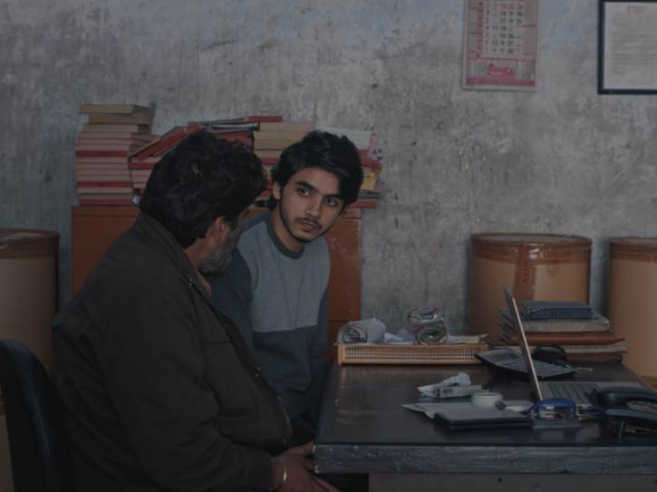 The Ghalib and Pash real-life connection in Milestone.