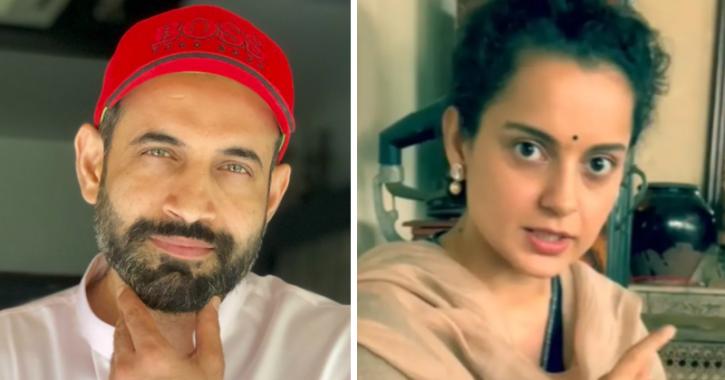 Irfan Pathan Hits Back At Kangana Ranaut After She Questioned His Silence On Bengal Violence