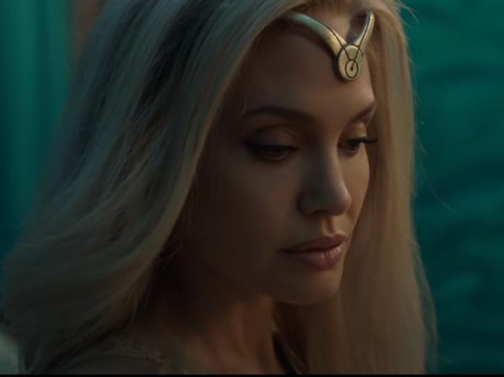 Angelina Jolie as Thena