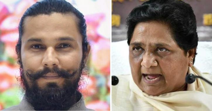 Randeep Hooda Mayawati