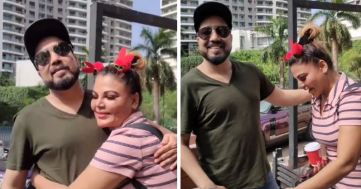 Rakhi Sawant and Mika Singh are now friends,