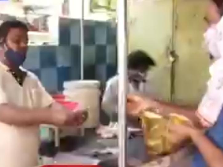 Sonu Sood mutton shop