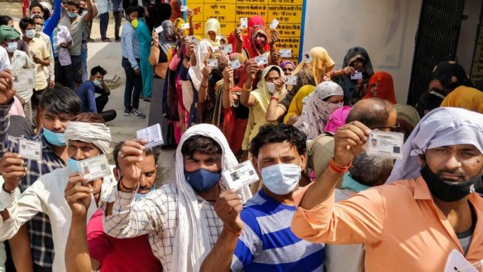 Uttar pradesh panchayat polls teachers death