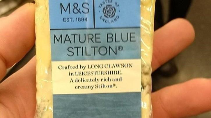 Drug dealer caught after posting picture of cheese online