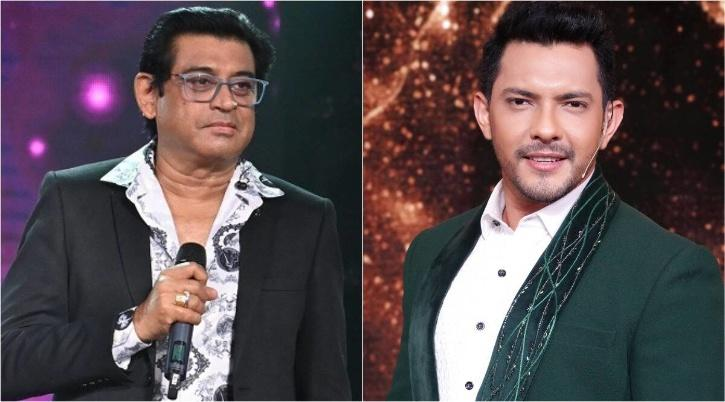 Aditya Narayan and Amit Kumar / Indiatimes