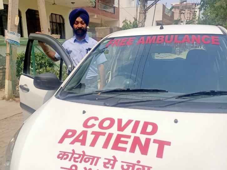 ambulance free oxygen