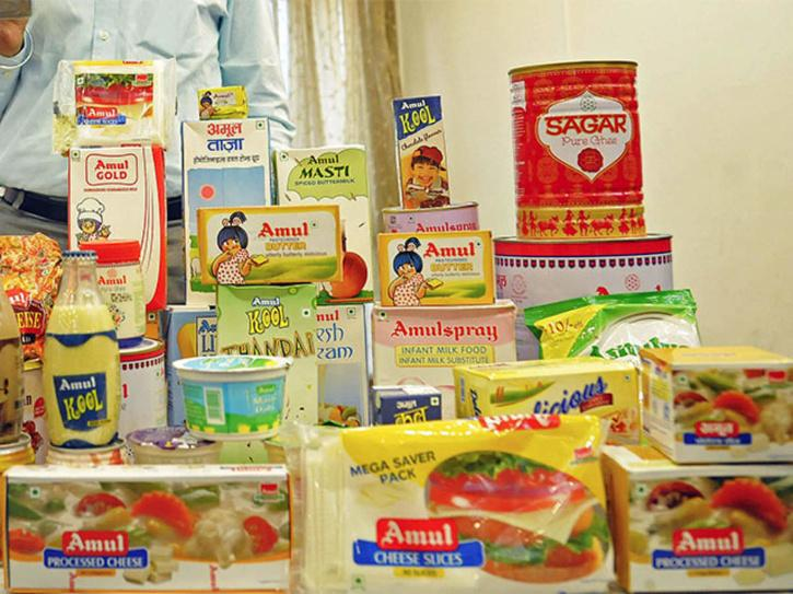 Amul Products