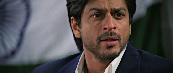 Shah Rukh Khan in Chak De India / Twitter
