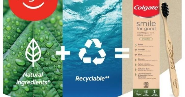 Colgate Launches Recyclable Toothpaste Tube After Five Years Of Research