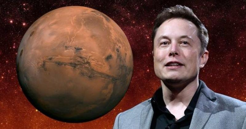 1953 Novel Predicted 'Elon' Would Lead Humans To Mars