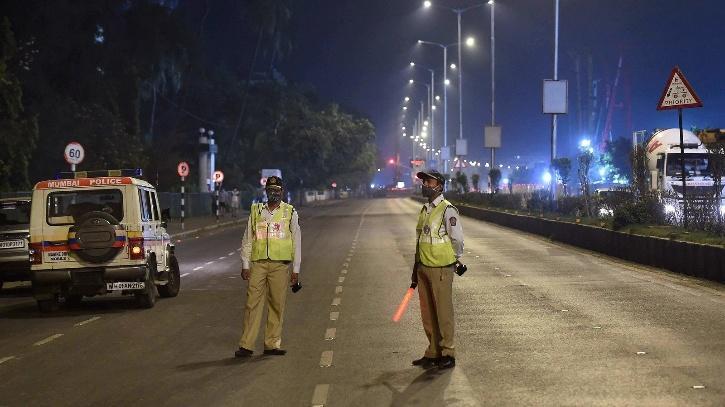 Mumbai Covid Lockdown