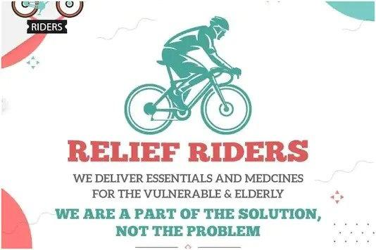 Relief Riders