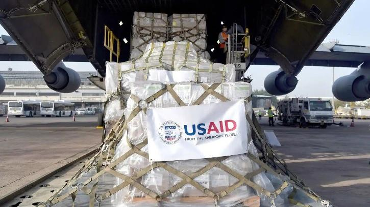 Foreign covid aid to India