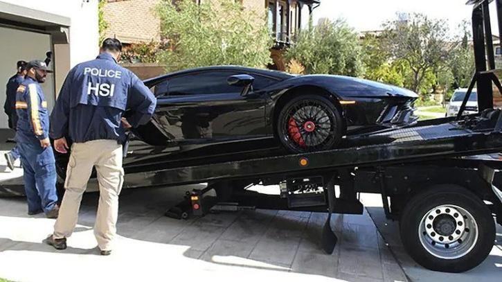 California man buy sports cars with government's covid aid