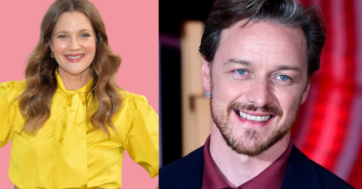 Drew Barrymore Sends Love While X- Men Star James McAvoy Urges Fans To Help India Amid COVID Crisis