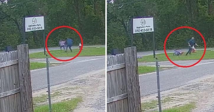 11-year-old girl fights off kidnapper in Florida